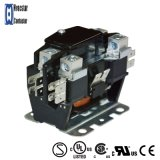 Contattore di DP del contattore del condizionatore d'aria del fornitore con l'aletta 1p 24V 40A della casella