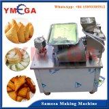 Despejo e máquina da produção de Somosa com alta qualidade