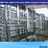 Sistema di depurazione delle acque di GMP per il processo di produzione farmaceutica