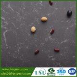 Pietra d'imitazione di marmo grigia artificiale del quarzo con la certificazione verde della protezione