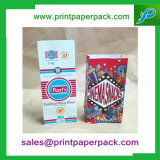 Candy Stripe Sacs en papier Sweet Favor Gift Shop Party Sweets Cake Wedding Kraft Paper Bag