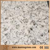 사하라 회색 인공적인 석영 돌 순수한 색깔 시리즈