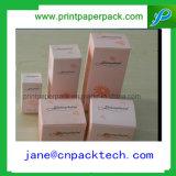관례에 의하여 인쇄되는 호의 장식용 향수 포장 상자