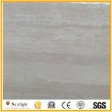 Die Türkei-beige/Sahnetravertin für Straßenbetoniermaschinen, Platte-Fußboden-Fliesen