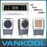 Bewegliche Verdampfungskühlung-Wasser-Raum-Luft-Kühlvorrichtung mit Fernsteuerungs
