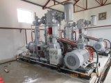 (LW-8/40) compressor médio deSopro Ar-Refrigerando Oil-Free da pressão do compressor dedicado do animal de estimação do compressor de ar de 8m3/Min 30bar 35bar 40bar 42bar