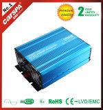 C.C. de 12V 24V al inversor puro de la potencia de la onda de seno de la CA 230V 1500W