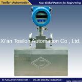 Medidor de fluxo de massa da China Coriolis para líquidos, gás, medição de vapor