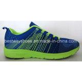 Mode chaude de ventes emballant des chaussures d'hommes de chaussures