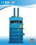 Máquina de la embaladora Vmd60-12080 para el papel usado y el cartón