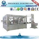 Engarrafamento pequeno automático Monobloc da água do animal de estimação e máquina tampando
