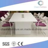 工場価格の良質のメラミンオフィスの会合の机