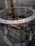 Máquina que sopla de la película de /Plastic de la máquina de la película del ABA que sopla