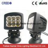 12V / 24V Jeep Offroad 4X4 Squar LED LED Work Light Auto Pièces auto