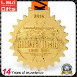 Fabrik-direkte kundenspezifische Marathon-Sport-Medaille für Preis