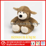 Bed Warmer Microwaveable aquecida Toy Plush