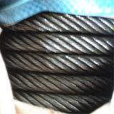 상승을%s 고품질 엘리베이터 철강선 밧줄 12mm