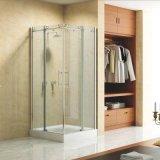 (K01) Puerta deslizante de la ducha / puerta de la pantalla de cristal