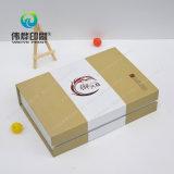 Scatola di cartone rigida del magnete utilizzata come estetica