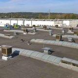 산업 이용된 증발 공기 냉각기를 위한 큰 지붕 또는 잘 고정된 사막 냉각기