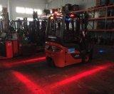 Светильник LED6412 12W 6inch красный СИД светлый непредвиденный предупреждающий для грузоподъемника, машины большой производительности