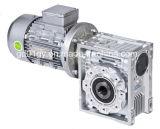 AluminiumNmrv Endlosschrauben-Getriebe mit Ausgabe-Flansch