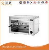 Estufa de gas eléctrica de la máquina de la salbujadora del acero inoxidable para la venta