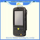 Colector de datos de la policía de tráfico, PDA industrial, explorador del código de barras