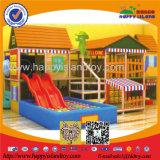 Patio de interior suave de la mini de la casa nueva del diseño diversión de los niños