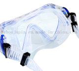 Masque réglable antibrouillard imperméable à l'eau de plongée de lunettes de natation d'OEM