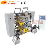 Plastikfilm-Ausschnitt-Maschinen-/Slitting-Maschine