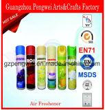 Ambientador de aire respetuoso del medio ambiente y almacenado para la restauración del aire