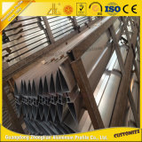 中国の製造者のアルミニウムシャッターまたはルーバーのためのアルミニウム放出のプロフィール