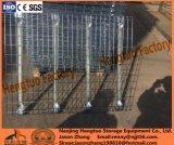 Decking della rete metallica della cremagliera del pallet di uso del magazzino/scaffalatura industriali rete metallica