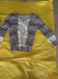 De bulk In het groot Hoge Hete Verkoop van de Kleding van de Koker van de Dames van het Eind Lange T-shirt Gebruikte in Los Angeles
