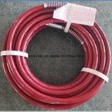 Tubo flessibile dello spruzzo 9.5*15.9 per la sabbia di Fliud - vernice di brillamento