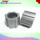 Piezas de pulido de piezas de fresado CNC corte del alambre EDM mecanizado de aluminio