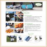 Poêle solaire de cuiseur (four) pour camper et BBQ