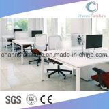 Stärken-Rosa-Farben-Partition-Büro-Computer-Schreibtisch-Arbeitsplatz des Metallspant-25mm