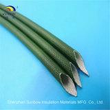 Manicotto rivestito della vetroresina della gomma di silicone del materiale di isolamento termico