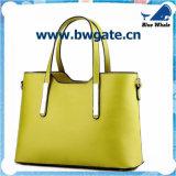 Bolsas do couro da venda por atacado do desenhador do plutônio do género das mulheres Bw1-076