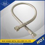 Mangueira de alta temperatura e de alta pressão do metal flexível de aço inoxidável