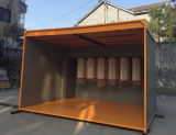 Walk in Type Powder Coating Paint Booth