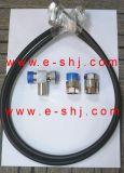 De Kabel van de Verbindingsdraad van rf, de Flexibele Kabel van de Verbindingsdraad, de Kabel van de Verbindingsdraad Superflexible, de Mobiele Kabel van het Netwerk, Verbindingsdraden van de Kabel van de Voeder van het Schuim de Diëlektrische