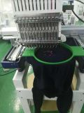 Single Head Computerized Cap Broderie Machine T-Shirt Broderie Flat Embroidery