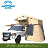 Tenda esterna impermeabile piegante della parte superiore del tetto dell'automobile di campeggio della tenda del tetto 4X4