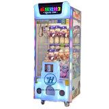 Máquina expendedora de Calw del juego de fichas de la grúa para los niños (ZJ-CGM-07)