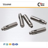 Вал пробки сплайна точности CNC фабрики ISO подвергая механической обработке