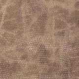 Кожа сумок PU зерна ящерицы синтетическая (8557)