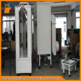 Doppia cabina di spruzzo manuale laterale del rivestimento della polvere